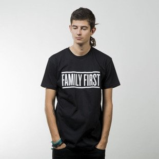 Intruz koszulka t-shirt Family black