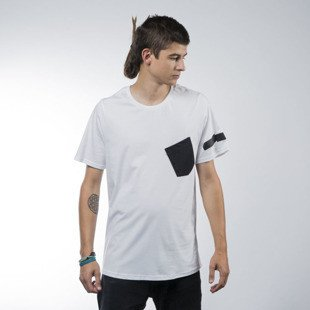 Intruz koszulka t-shirt Pocket white