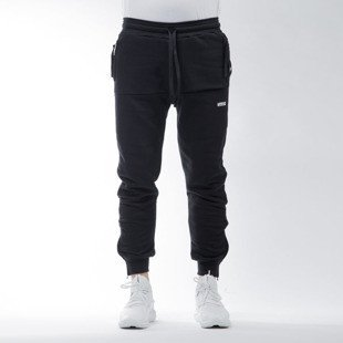 Intruz spodnie dresowe Sweatpants black