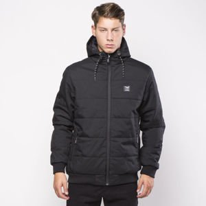 IrieDaily kurtka City Arctic Mel Jacket black