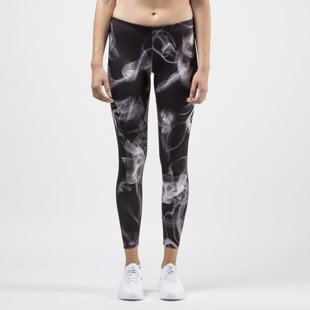 Jungmob legginsy Smoke leggins black / grey