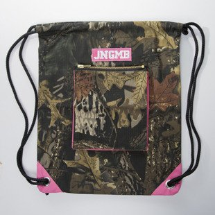 Jungmob plecak Leaves Backpack multicolor