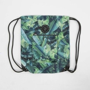 Jungmob worek na plecy gymback Jungmob Botanica Backpack multicolor