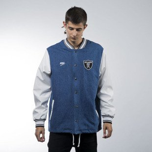 KOKA kurtka R.O.D. Baseball Jacket blue / white