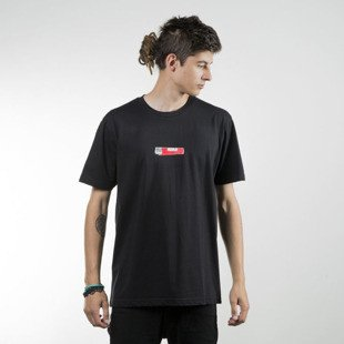 Koka koszulka t-shirt Lighter black