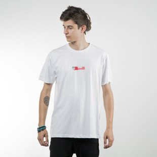 Koka koszulka t-shirt Lighter white