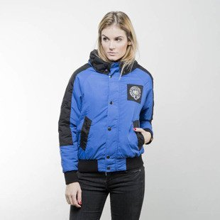 Koka kurtka Queensbridge Girls Jacket blue / black