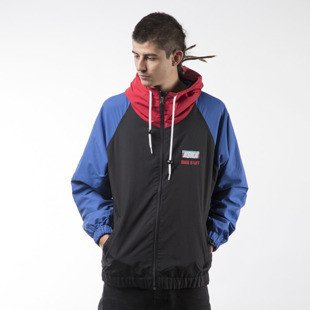 Koka kurtka Ralph Jacket black / blue