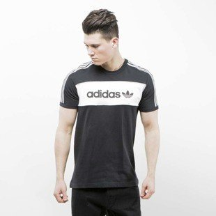 Koszulka Adidas Originals Block Tee black BQ9366