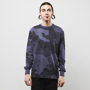 Koszulka Backyard Cartel Longsleeve Big Woodland black SS2017