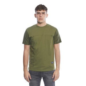 Koszulka Backyard Cartel Swish khaki SS2017
