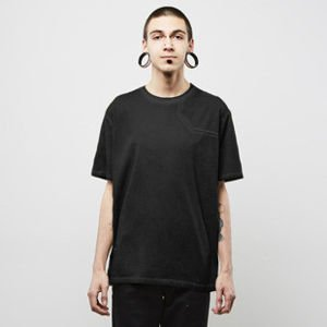 Koszulka Backyard Cartel T-Shirt Combat washed black SS2017