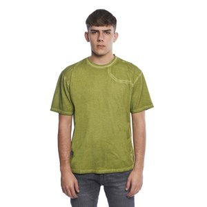 Koszulka Backyard Cartel T-Shirt Combat washed khaki SS2017