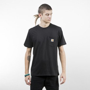 Koszulka Carhartt WIP Pocket T-Shirt black