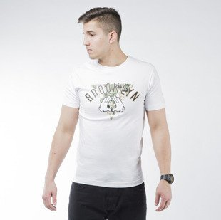 Koszulka Cayler & Sons WL Hello Brooklyn Tee white / mc (WL-CAY-AW15-AP-23)
