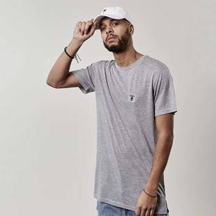 Koszulka Cayler & Sons Wavey Long Tee grey CSBL-SS17-AP-40