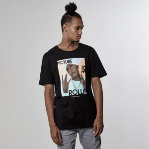 Koszulka Cayler & Sons White Label Me Rollin Tee black