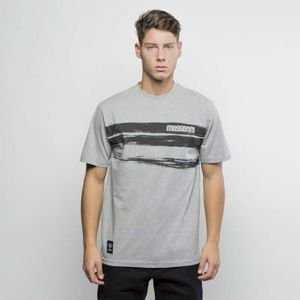 Koszulka Mass Denim T-shirt Traces light heather grey