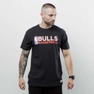 Koszulka Mitchell & Ness t-shirt Chicago Bulls black Team Issue 2 Traditional
