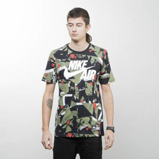 Koszulka Nike t-shirt AIR Tee AOP multicolor (834575-102)