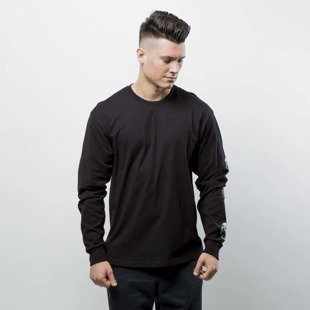 Koszulka Stussy longsleeve Stock World LS Tee black