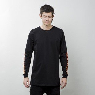 Koszulka We Peace It Long sleeve Earth2017 black