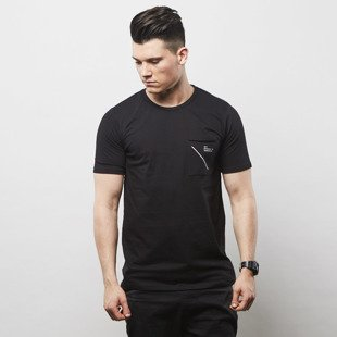 Koszulka We Peace It T-shirt Pocket black