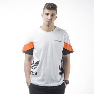 Koszulka t-shirt Adidas Originals Color Block white (AO0541)