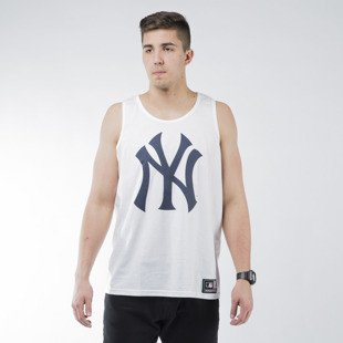 Koszulka tank top Majestic Athletic Limner Jersey Vest New York Yankees white (MNY1455WB)