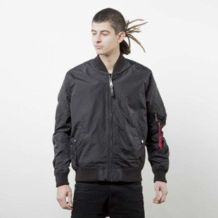 Kurtka Alpha Industries Bomber MA-1 TT black
