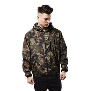 Kurtka Phenotype Windrunner Jacket camo