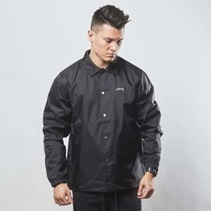 Kurtka Stussy Summer Coach Jacket black
