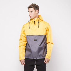 Kurtka Turbokolor Freitag Jacket grey / yellow