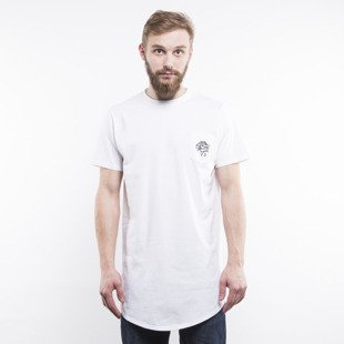 Life/Stab koszulka t-shirt Bleeding Rose Pocket white