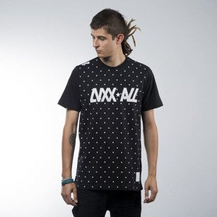 Luxx All koszulka t-shirt Basic Dots black