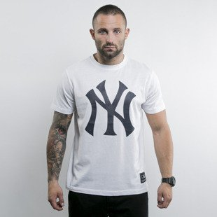 Majestic koszulka New York Yankees white Frittle Logo