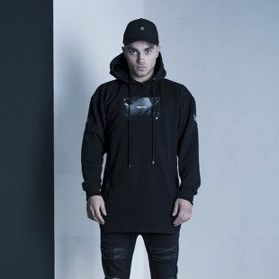 Majors bluza Digit//all black