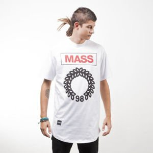 Mass Denim BLAKK koszulka t-shirt Conversion Long white