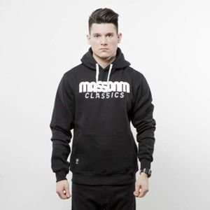 Mass Denim bluza Classics Hoody black