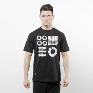 Mass Denim koszulka T-shirt Disaplay black SS 2017