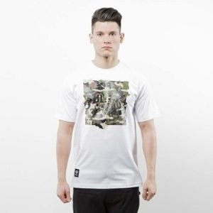 Mass Denim koszulka T-shirt Patrol white SS 2017