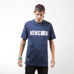 Mass Denim koszulka t-shirt 9 Eight navy