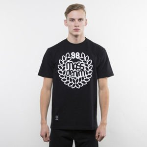 Mass Denim koszulka t-shirt Base black SS 2017