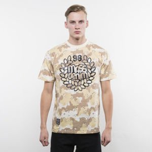 Mass Denim koszulka t-shirt Base desert camo SS 2017