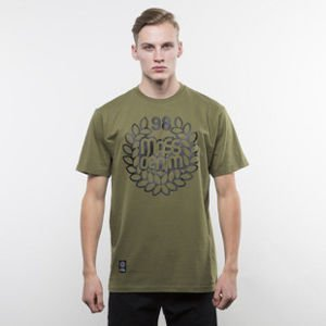 Mass Denim koszulka t-shirt Base khaki SS 2017