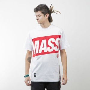 Mass Denim koszulka t-shirt Big Box white