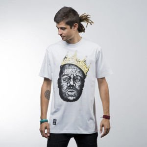 Mass Denim koszulka t-shirt Brooklyn Legend white