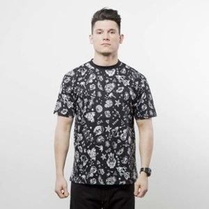 Mass Denim koszulka t-shirt Tattoo black SS 2017