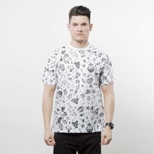 Mass Denim koszulka t-shirt Tattoo white SS 2017