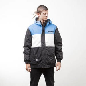 Mass Denim kurtka jacket Classics Cut black / blue